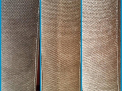 An example of the cleaning process of a sofa from start to finish, look at the amazing results that can be achieved